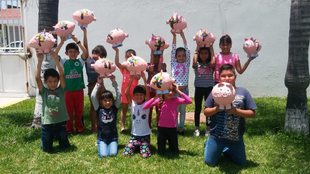 """Los pequeños que asisten al curso de verano se suman al """"CRIO"""""""