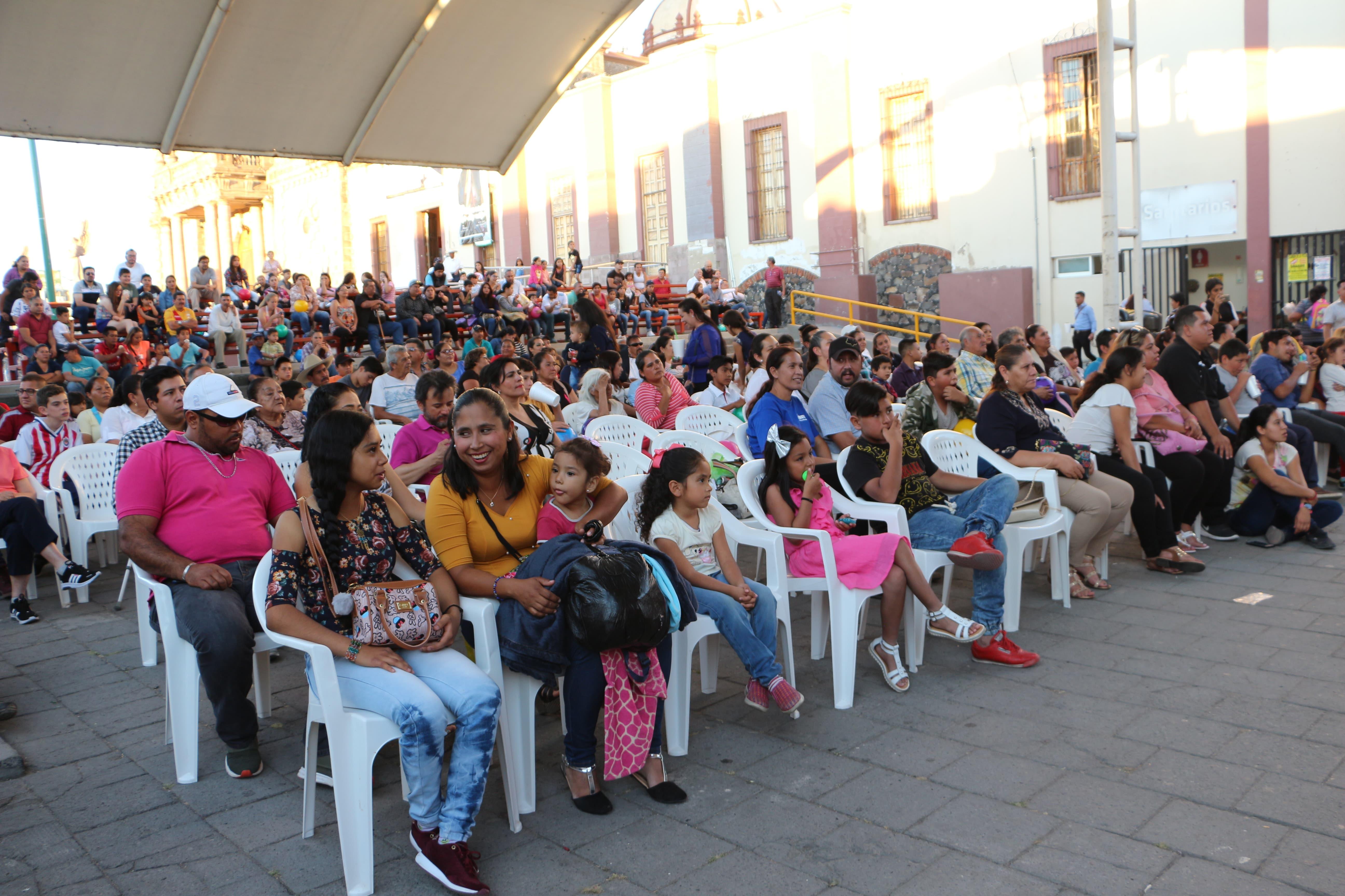 Gran éxito de la Semana de la Familia 2019 en Ocotlán