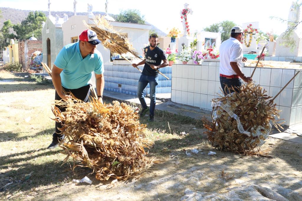 La Caravana de DIF Ocotlán llega a La Labor Vieja
