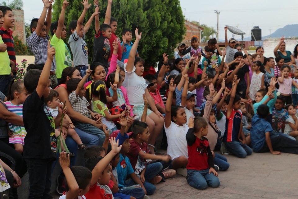 Concluyen festejos a la niñez ocotlense por parte de DIF municipal