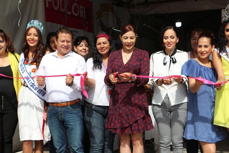 Inicia la Expo Cultural Artesanal Ocotlán 2019