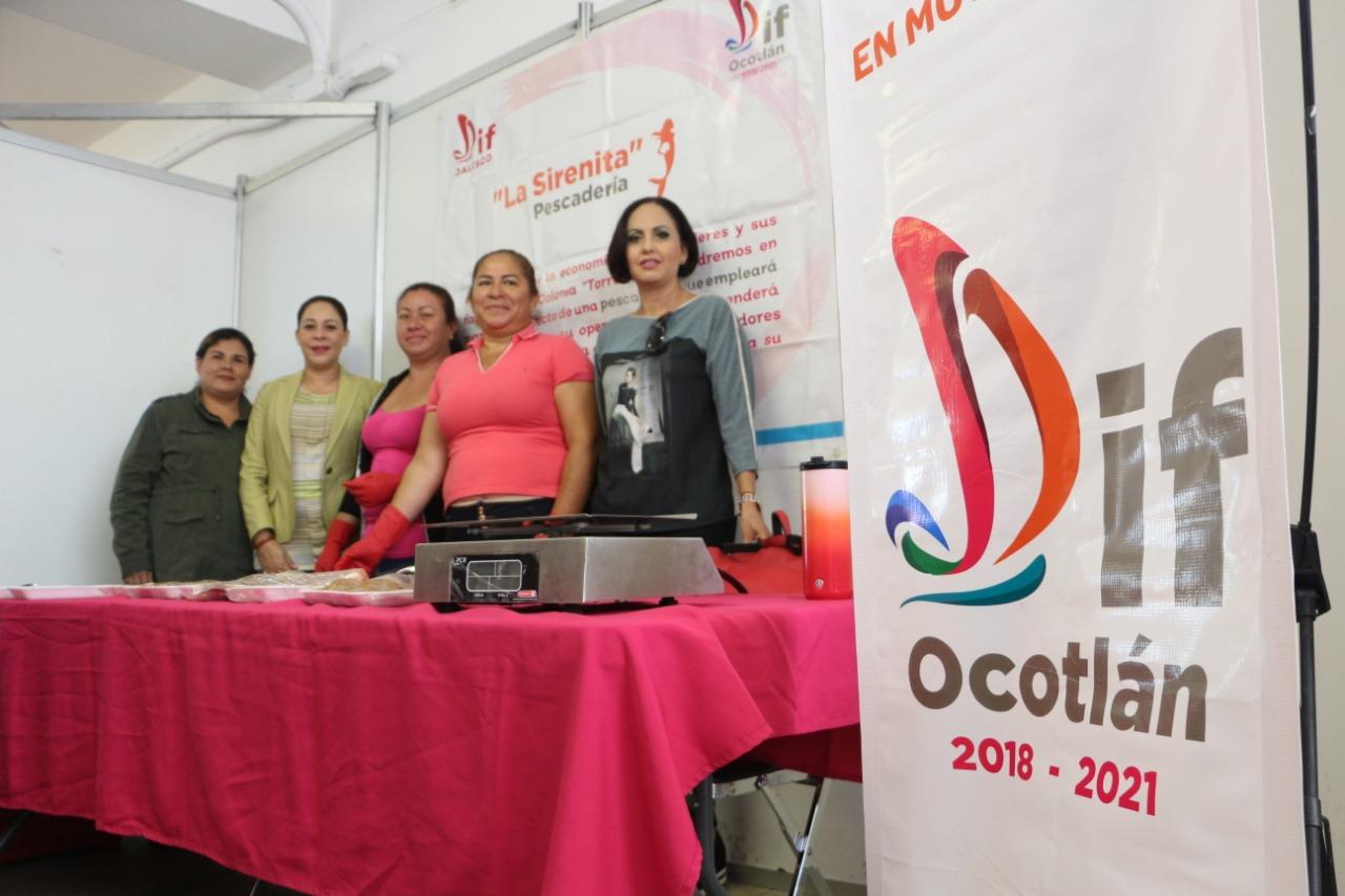 DIF Ocotlán recibe recursos para fortalecer el desarrollo comunitario