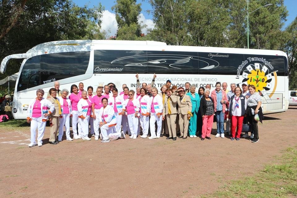 Triunfo de Ocotlán en jornada regional cultural y deportiva de los adultos mayores de DIF Jalisco
