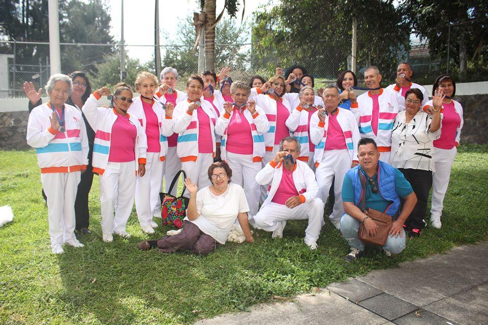 Grupos de DIF Ocotlán con gran presencia a nivel estatal