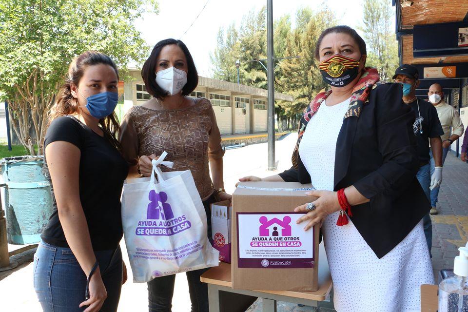 Apoyos alimentarios para alumnas y alumnos de EREMSO
